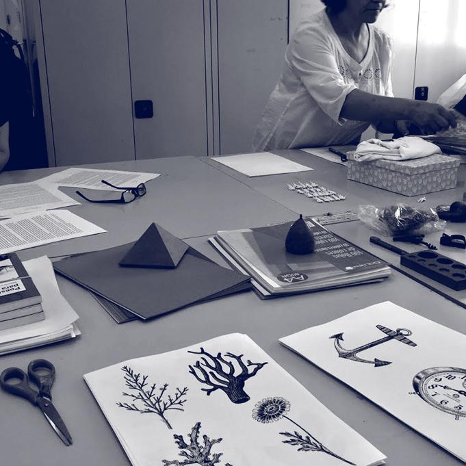 Inscripción talleres de Art Skills