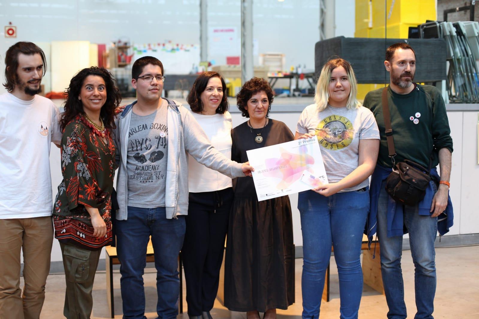"""Art Skills 2018, proyecto """"Objetos degenerados, re-generados y a-generados"""""""