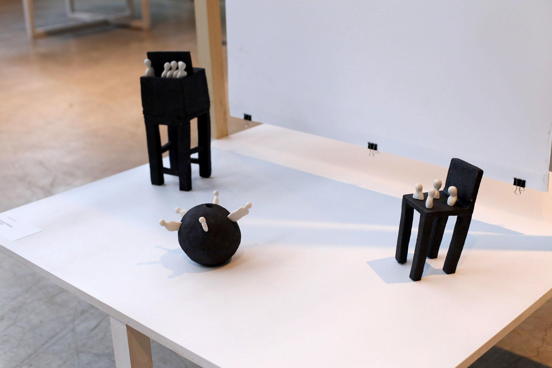 Teresa Robleda Cañada Art Skills 2018 Convocatoria Expositiva