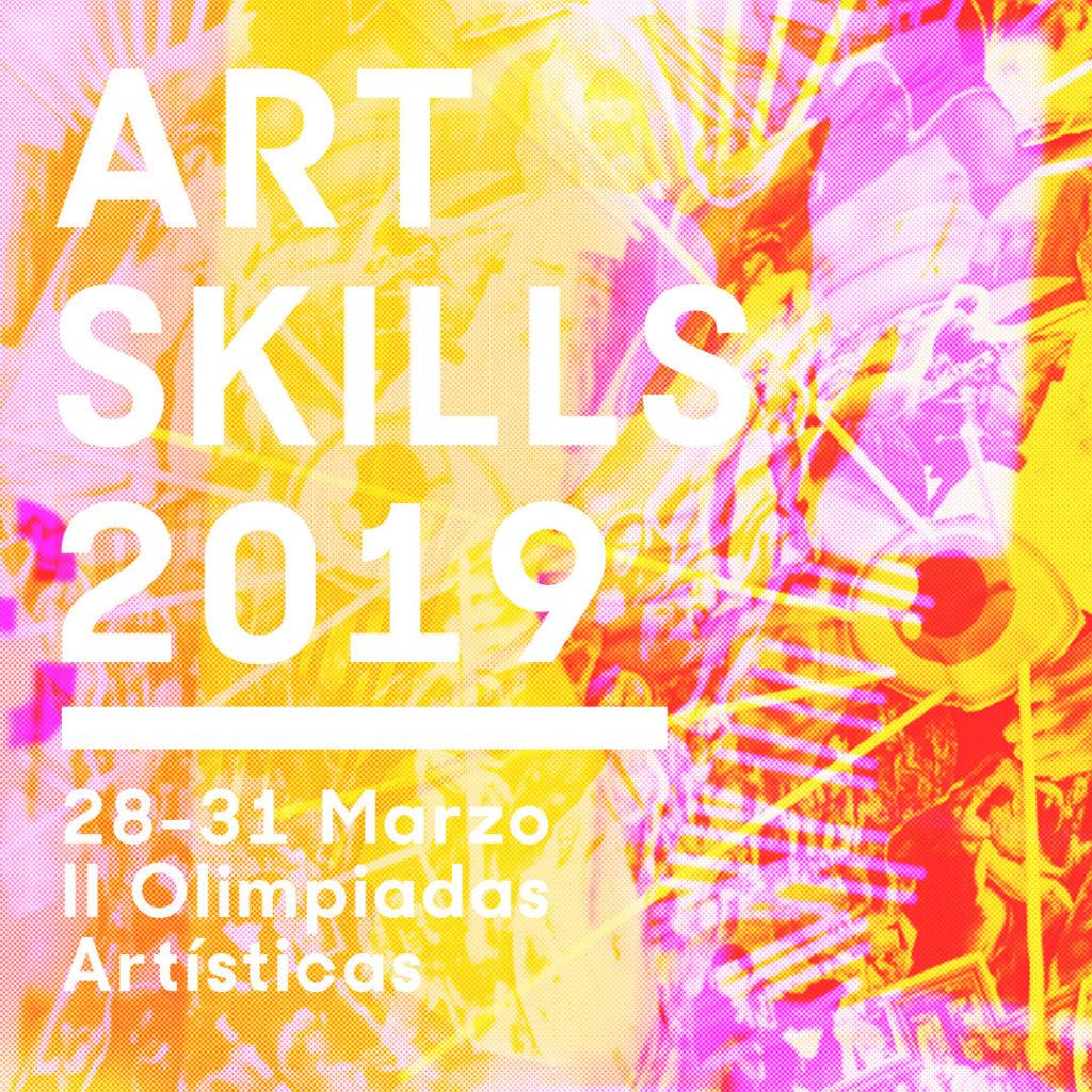 Convocatorias cerradas para participar en Art Skills 2019