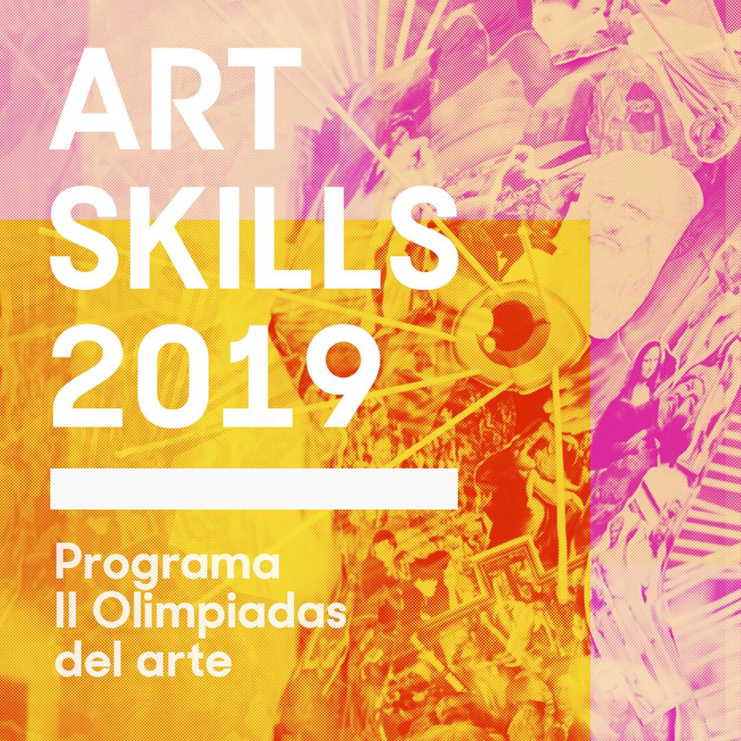 Programación de actividades Art Skills 2019